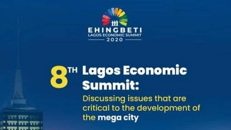 8th Lagos Economic Summit, Ehingbeti 2020, To Hold November