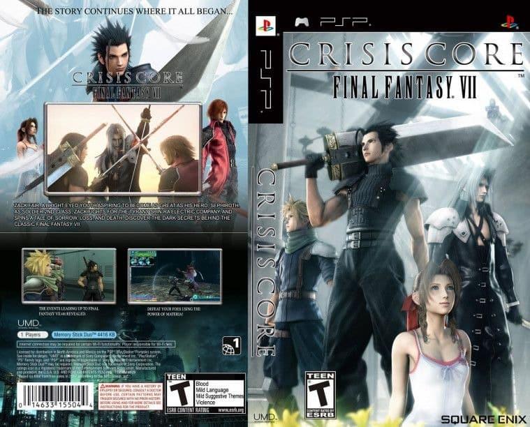 Crisis Core Final Fantasy Vii (2007)