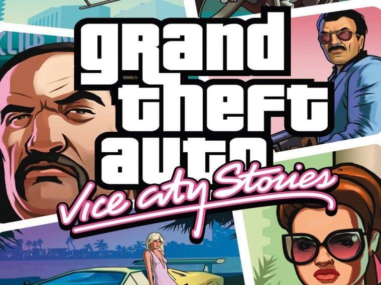Grand Theft Auto Vice City Stories (2006)