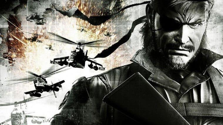 Metal Gear Solid Peace Walker (2010)