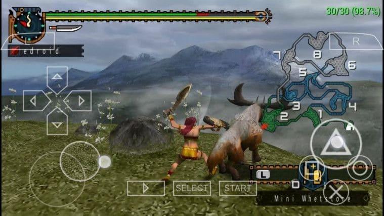 Monster Hunter Freedom Unite (2008)