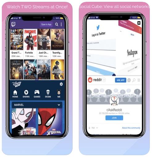 Screen Split On Iphone