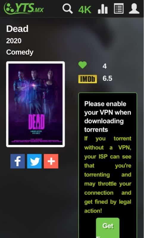 Download Torrents iPhone