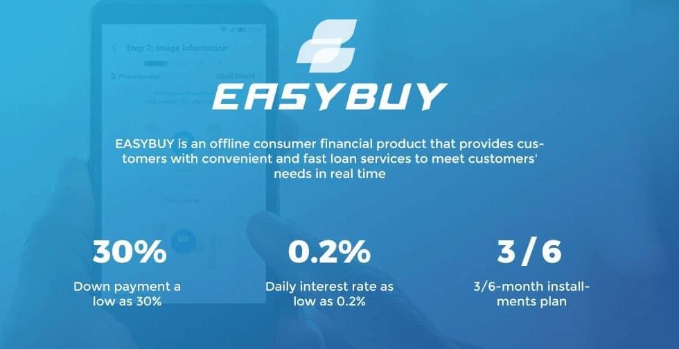 Easybuy Mobile Device Financing