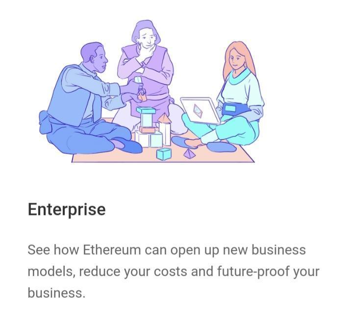 Ethereum Entreprise