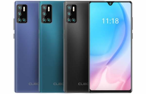 Cubot J9 Colors