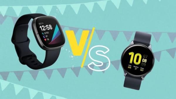 Fitbit Sense Vs Samsung Galaxy Watch Active 2