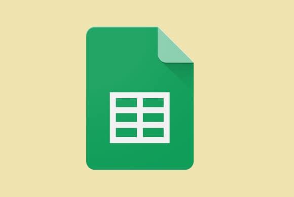 Google Sheets2