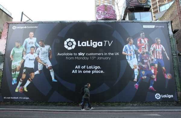 la Liga Tv