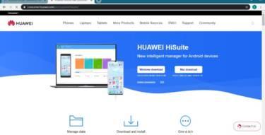 Huawei Hisuite