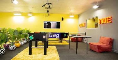 Indoor Game Lounge