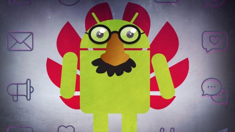 Masked Android Harmony Os