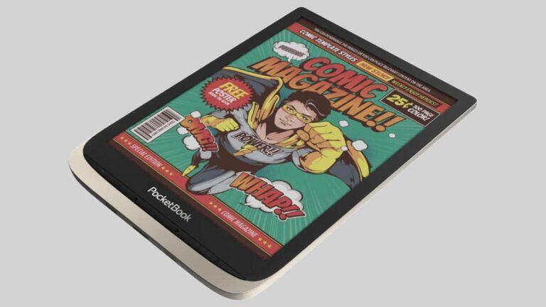 Pocketbook Inkpad Color Ebook Specs