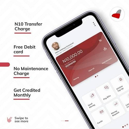 Use Rubies Digital Banking Nigeria