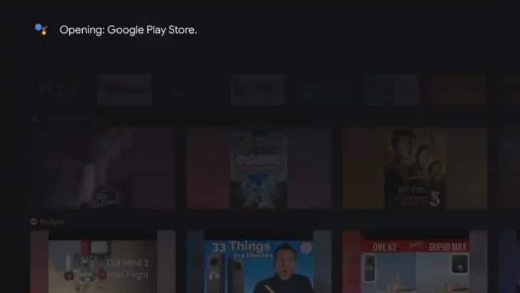 Chromecast Google Tv Play Store