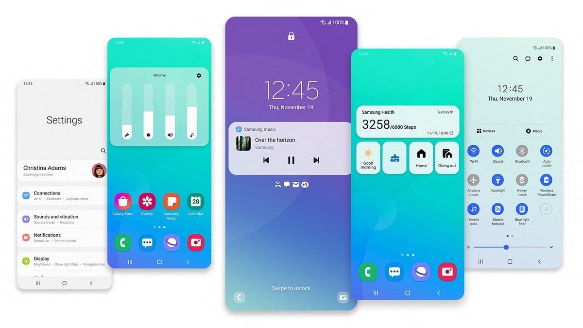 Samsung One Ui 30 1