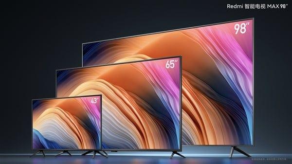 Xiaomi 98 Inch Tv Max