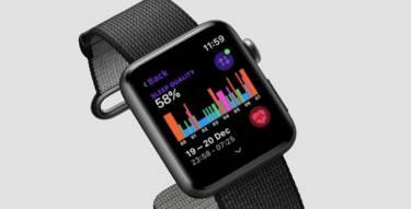 Apple Watch Sleep Tracking