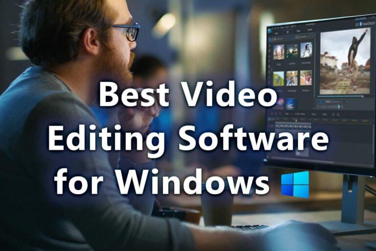 Best Video Editing Pc