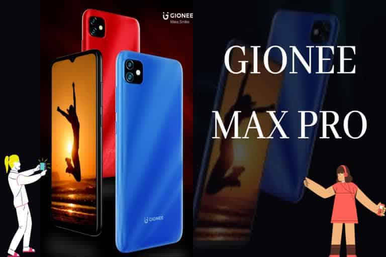 Gionee Max Pro Specs