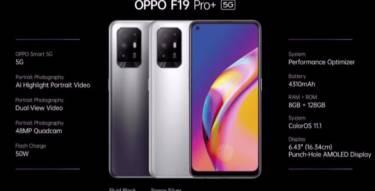 Oppo F19 Pro Plus