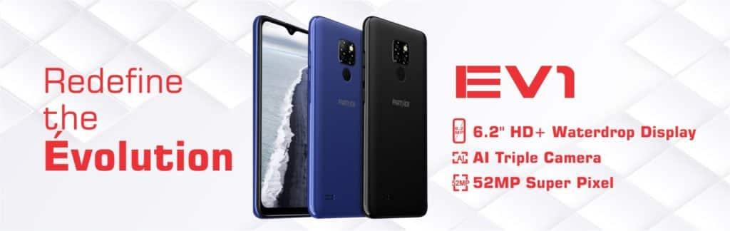Partner Mobile Ev1 Specs