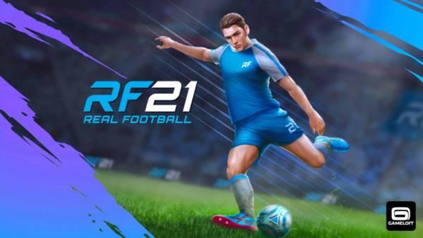 Real Football 2021 Gameloft