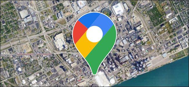 Google Maps Satellite