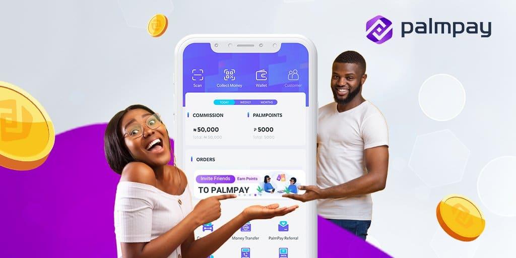 Earn Money Palmpay Nigeria