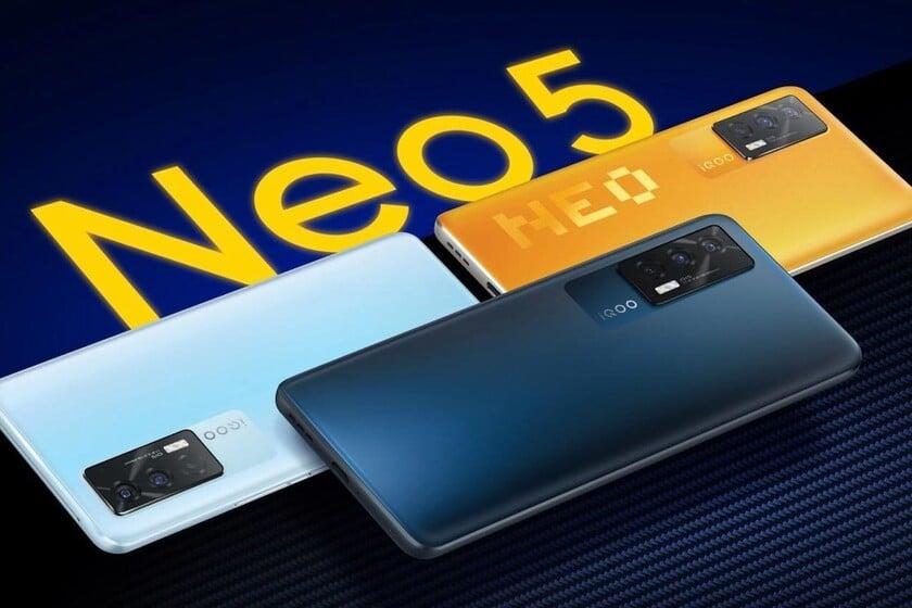 Vivo Iqoo Neo5 Specs