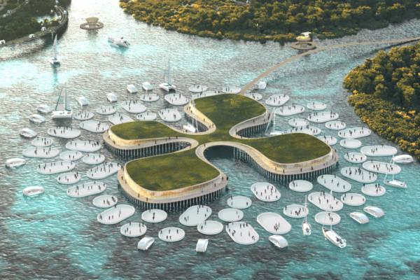 Bjarke Ingels Biodivercity Peninsula Yankodesign 11