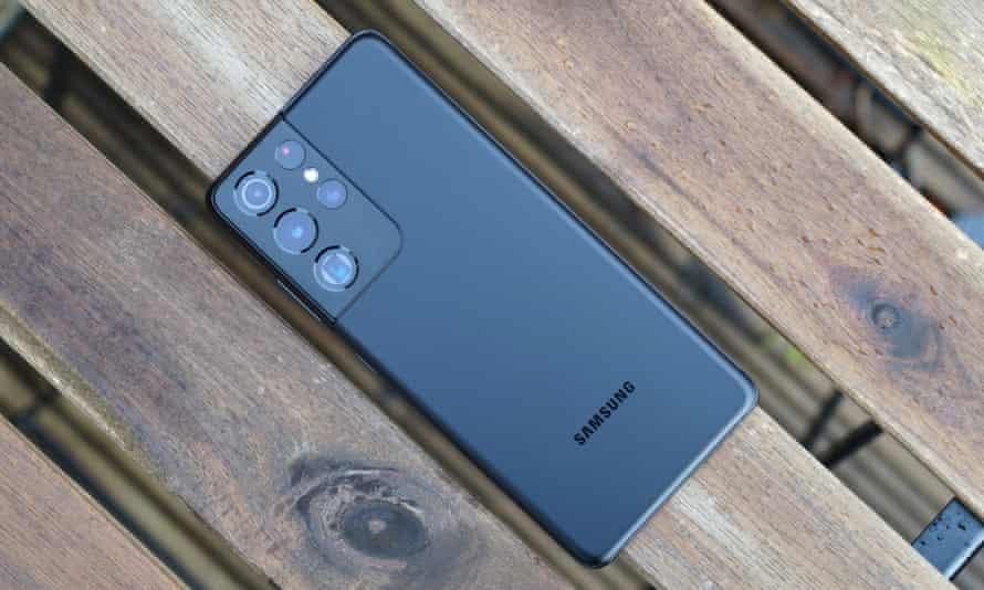 Set Mobile Data Limit Samsung S21 Ultra
