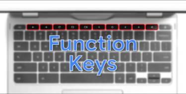 Chromebook Function Keys Hero