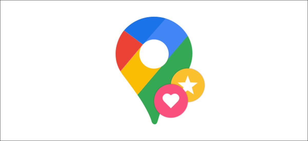 Google Maps Save Favorites