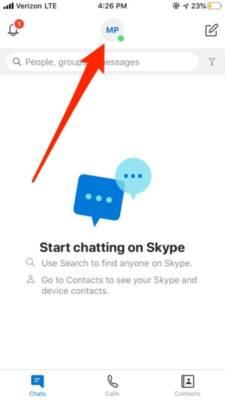 Change Skype Live ID Skype Display Name