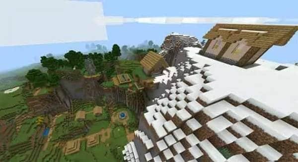 Amazing Mountain Village