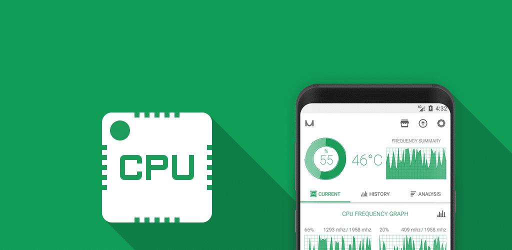 Cpu Monitor – Temperature, Usage, Performance