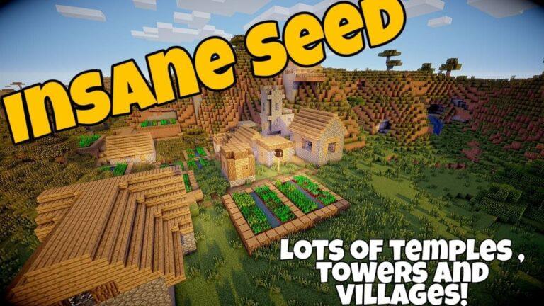 Minecraft Seeds