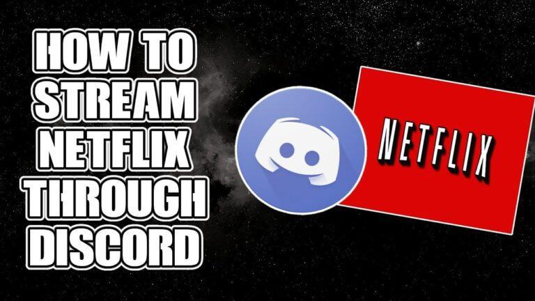 Netflix On Discord