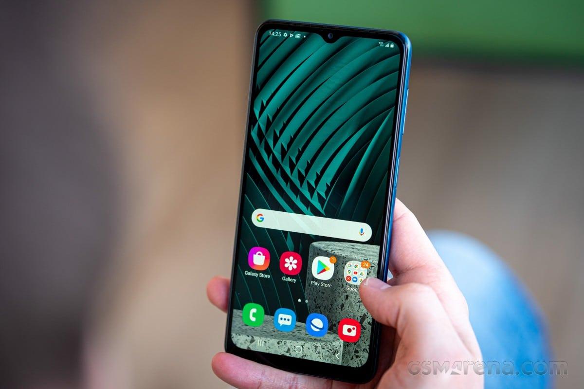 Record Screen Samsung Device