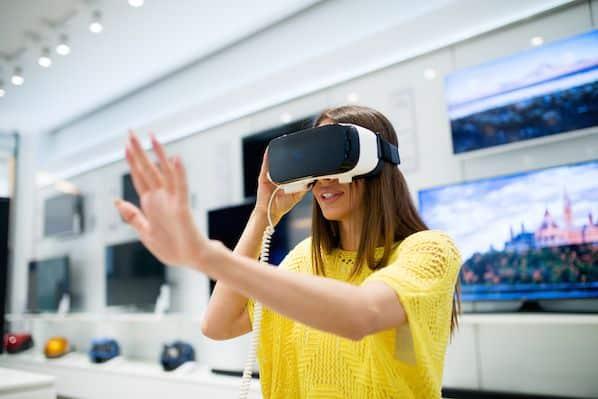 Vitual Reality Apps