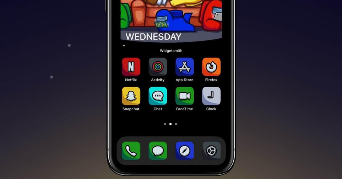 Among Us Iphone
