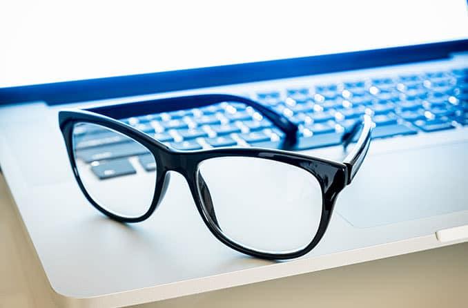 Blue Light Glasses Hero 678x446