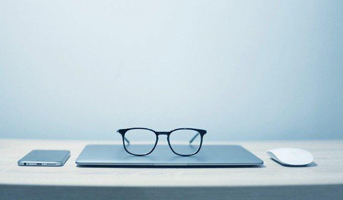 Blue Light Glasses Promo Product