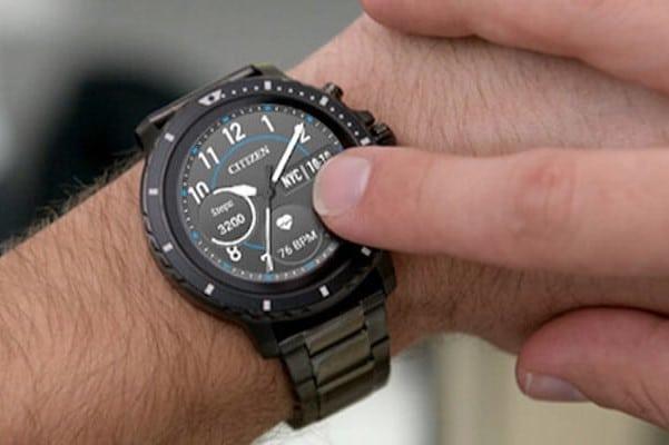 Citizen Cz Smartwatch 1