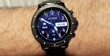 Citizen Cz Smartwatch 2