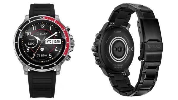 Citizen Cz Smartwatch