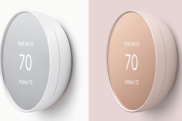 Google Nest Thermostat 1