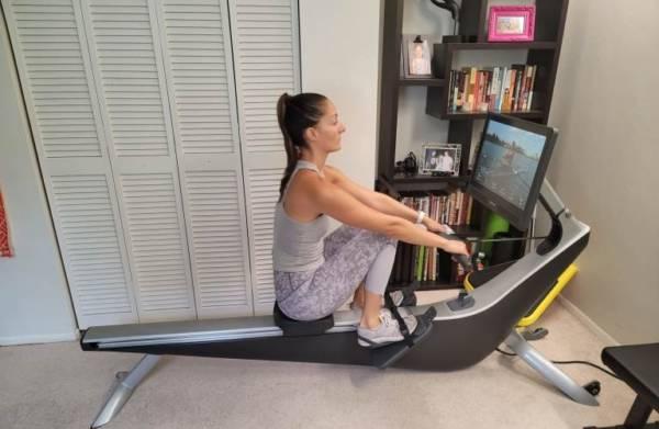 Hydrow Workout