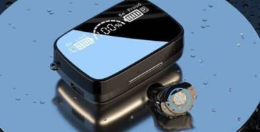 I Gadget M9 Waterproof And Sweat